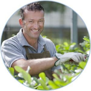 Gardening with Diamond Home Support